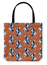 Load image into Gallery viewer, Tote Bag, Bull Terrier-Tote Bag-Bella's PetStor