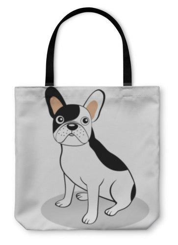 Tote Bag, French Bulldog-Tote Bag-Bella's PetStor