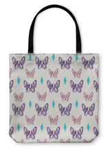 Load image into Gallery viewer, Tote Bag, French Bulldog Pattern-Tote Bag-Bella's PetStor