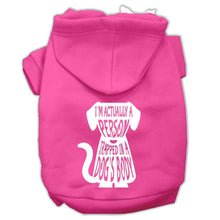 Load image into Gallery viewer, Trapped Screen Print Pet Hoodies Size-Dog Clothing-Bella's PetStor