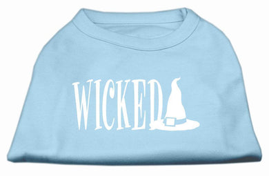 Wicked Screen Print Shirt-Dog Clothing-Bella's PetStor