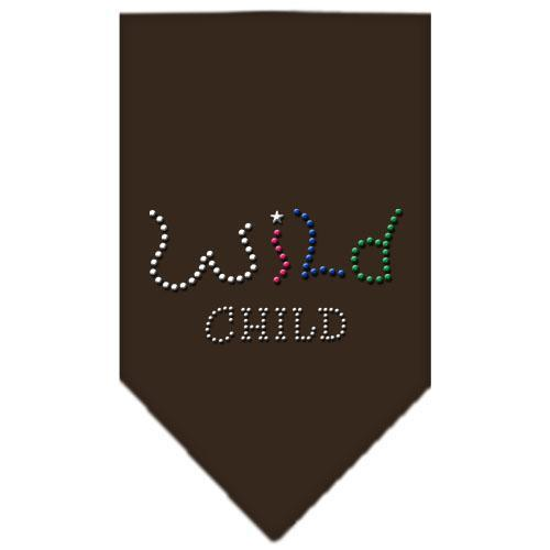 Wild Child Rhinestone Bandana-Dog Clothing-Bella's PetStor
