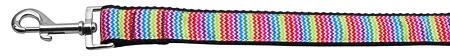 Zigzaggy Rainbow Nylon-DOGS-Bella's PetStor
