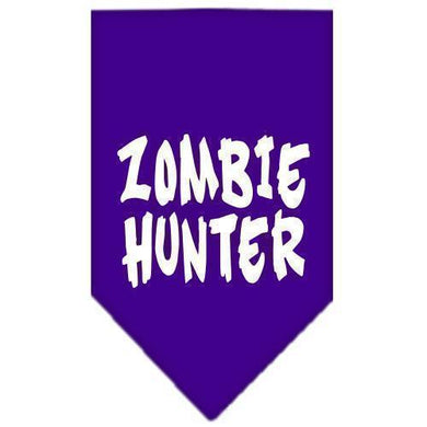 Zombie Hunter Screen Print Bandana-Dog Clothing-Bella's PetStor