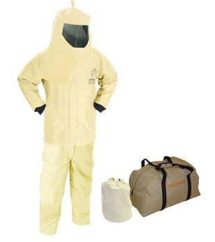 "HRC4 75cal 35"" Jacket, Bib and Hood Kit - Without Gloves - AG75K-JB"