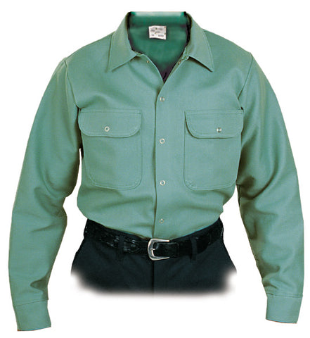Flame Resistant Treated Cotton Shirt