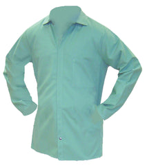 "30"" Visual Green 100% FR Treated Cotton Whipcord Jacket"