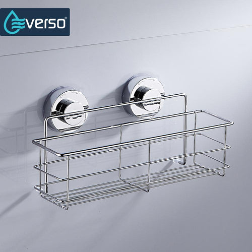Stainless Steel Bathroom Organizer