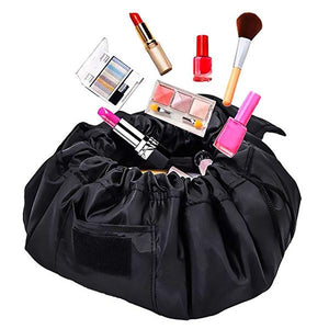 Portable Cosmetic Lazy Makeup Bag Magic Travel Pouch