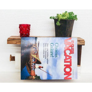 Organizer (Magazine, Tissue Roll) - Barish Home Decor