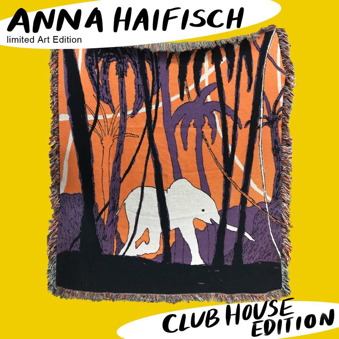 CLUBHOUSE EDITION - ANNA HAIFISCH