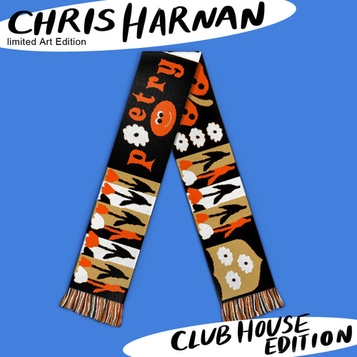 CLUBHOUSE EDITION - CHRIS HARNAN