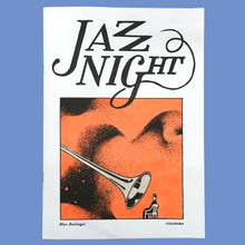 Load image into Gallery viewer, JAZZ NIGHT