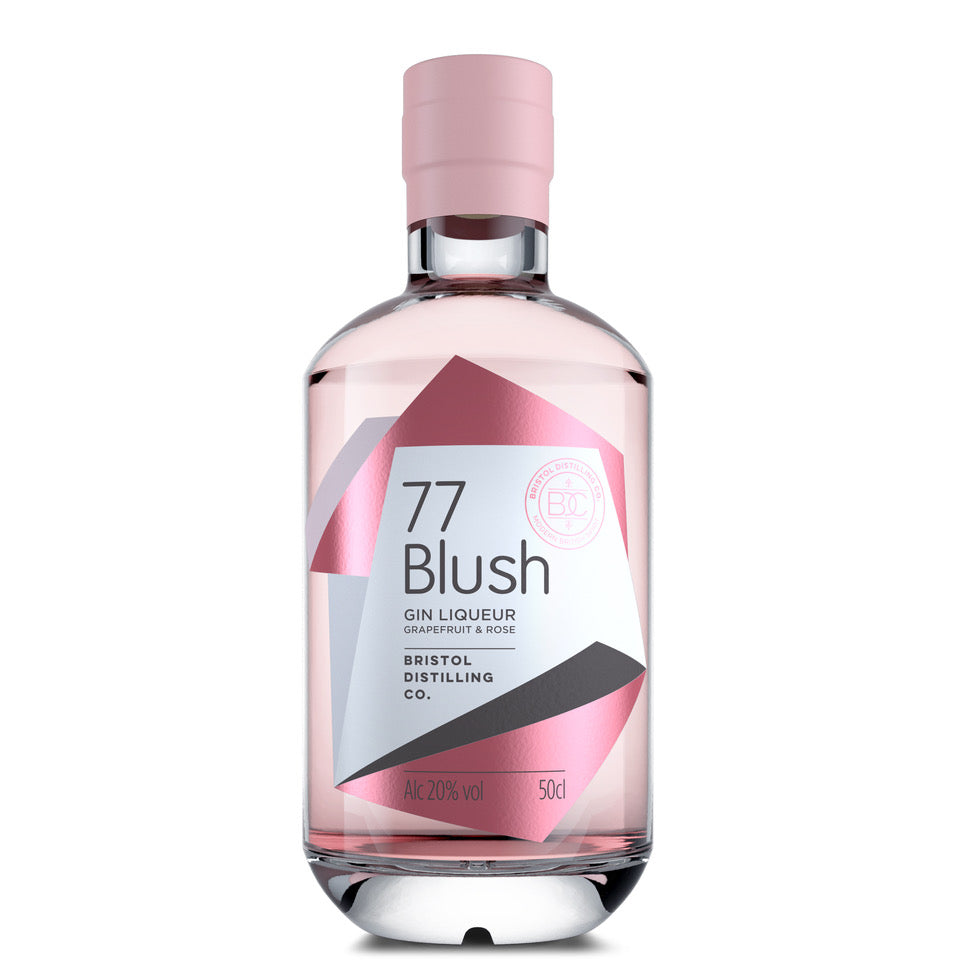 77 Blush Grapefruit & Rose Gin Liqueur