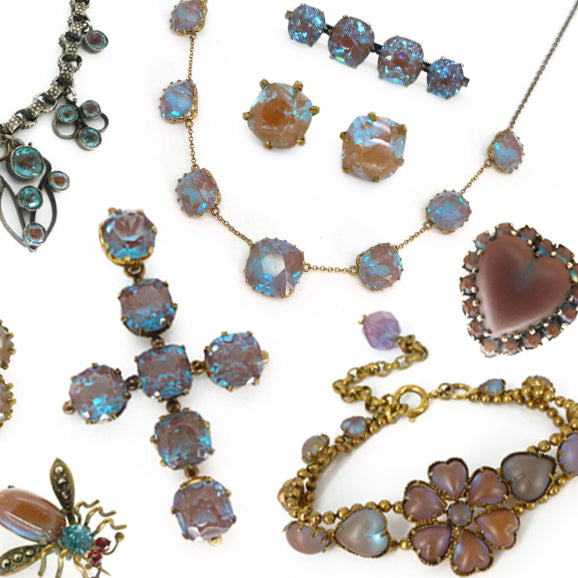 Saphiret Glass | The History Of Saphiret Jewellery