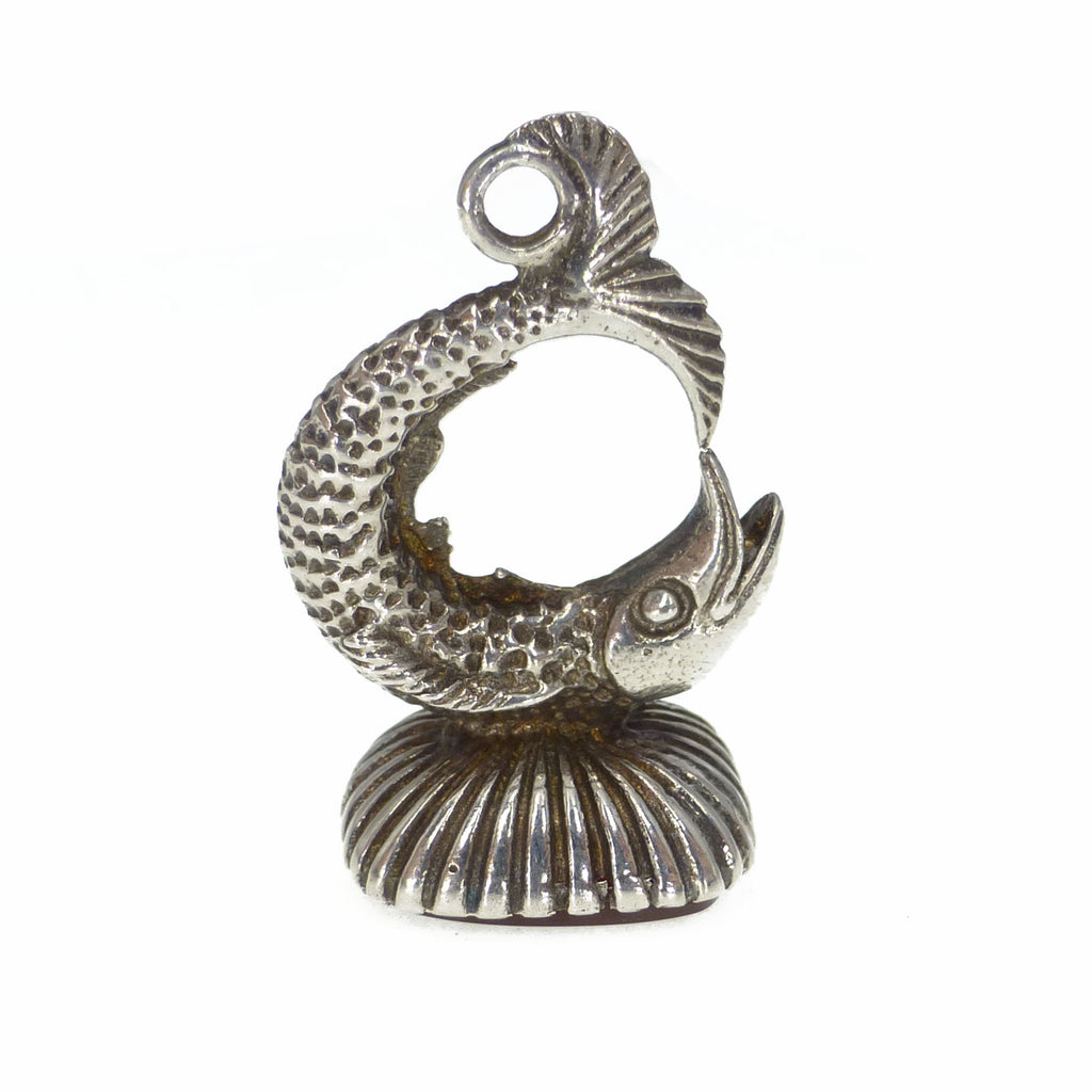 Vintage 1940s Rhodium Plated Blue Glass Geometric Panel Bracelet