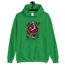 Load image into Gallery viewer, HERO Rose Logo Hoodie