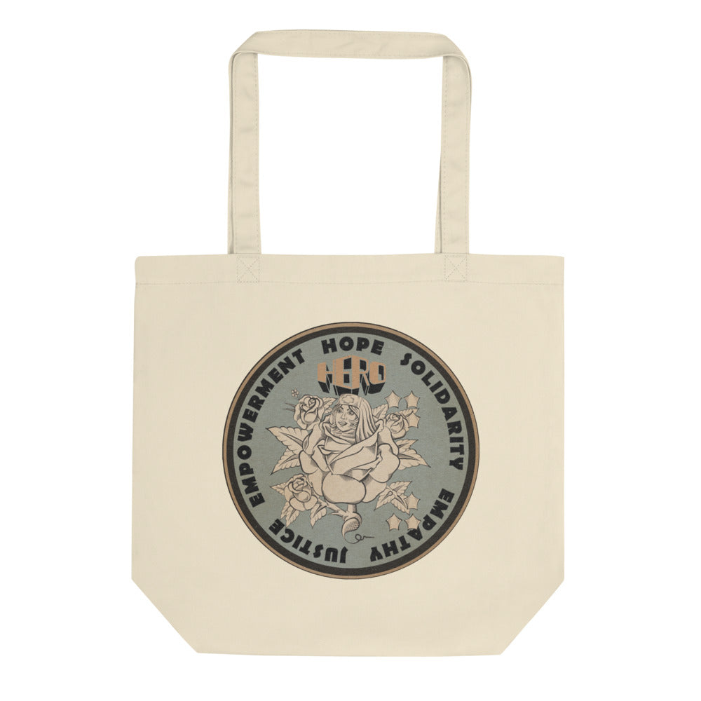 HERO Values Eco Tote Bag