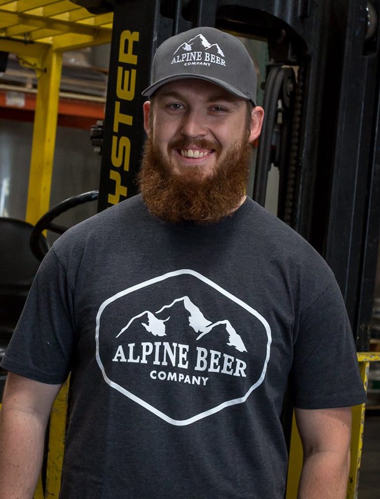Alpine Logo Charcoal Shirt