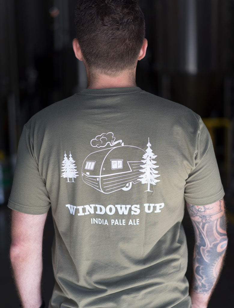 Windows Up Tee