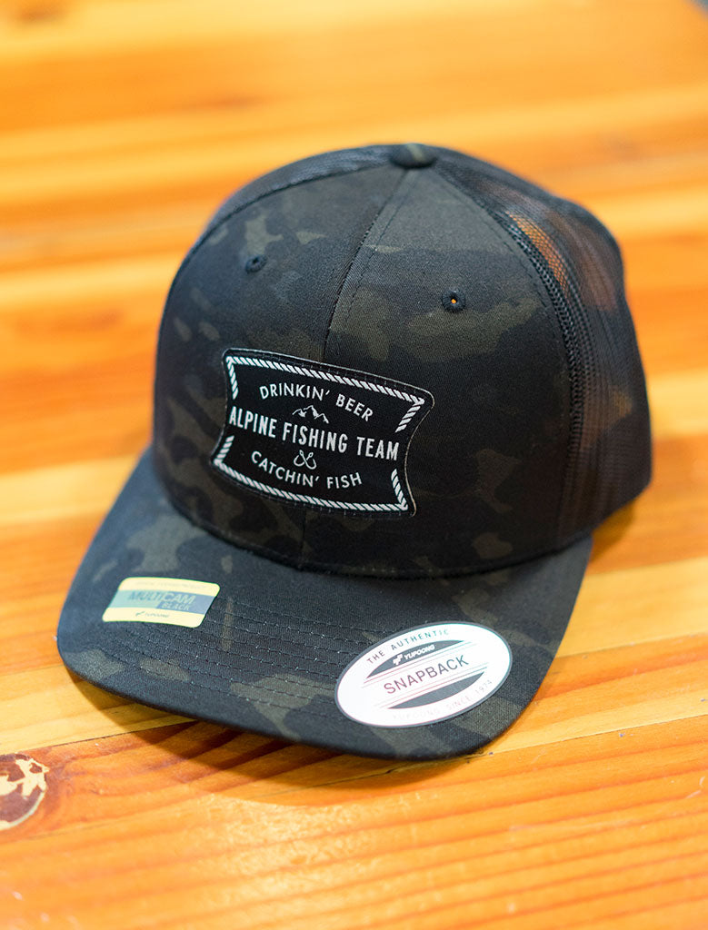 Fishing Team Hat