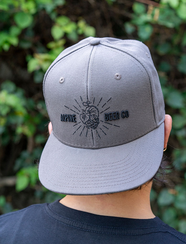 Hop Hat Grey