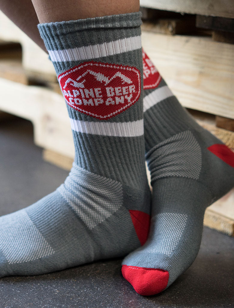 Alpine Beer Socks