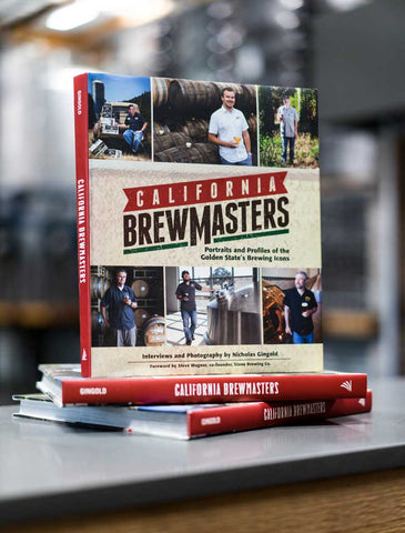 California Brewmasters Book