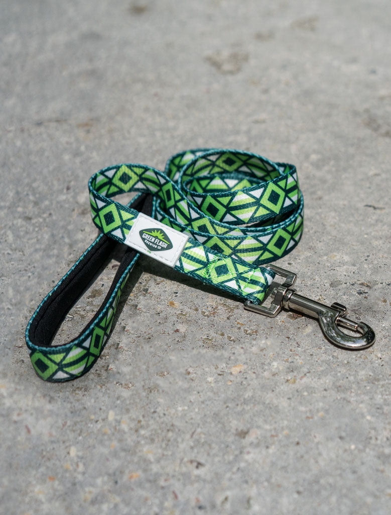 Green Flash Dog Leash