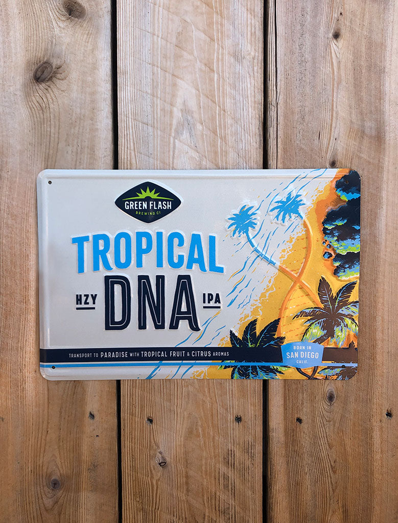Tropical DNA Tin Tacker