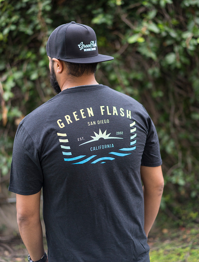 Gradient Shield Tee