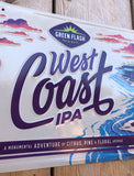 West Coast IPA Tin Tacker