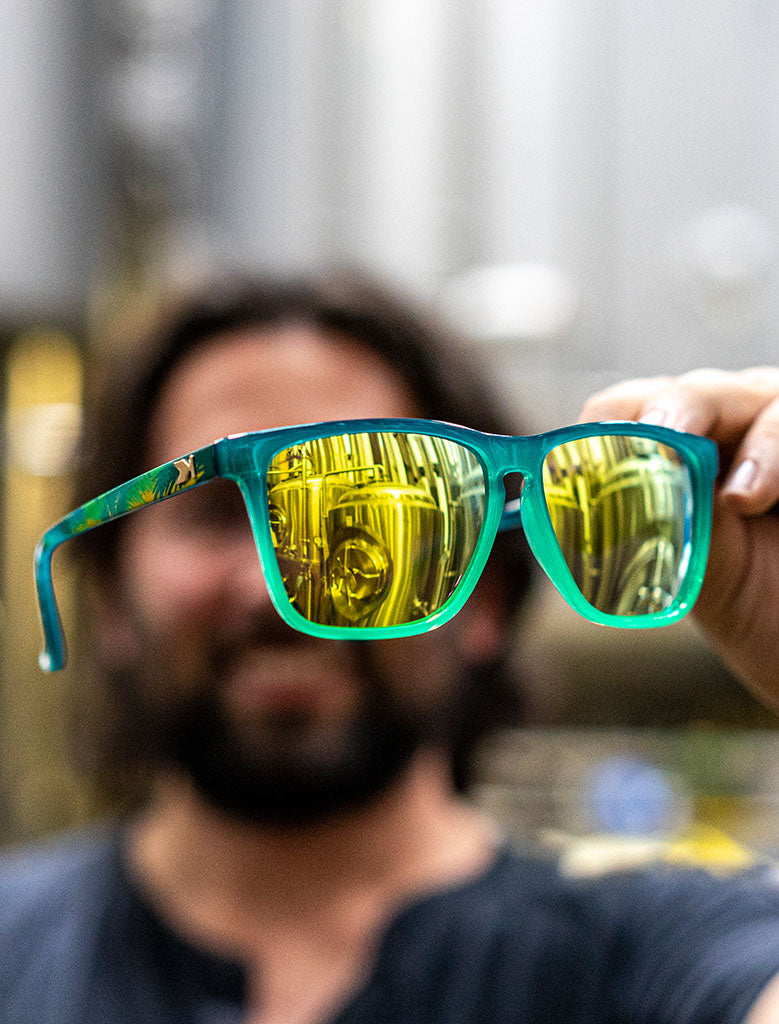 Knockaround x Green Flash Sunglasses