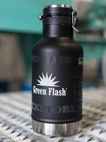 Green Flash 64oz Stanley Vacuum Growler