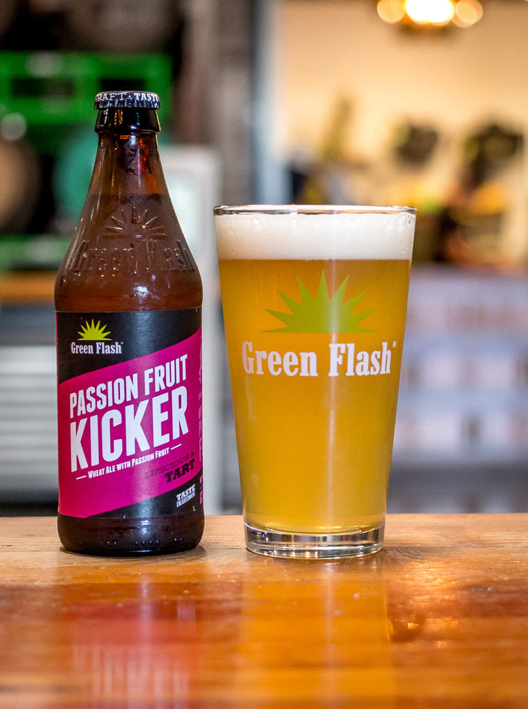 Green Flash Shaker Pint