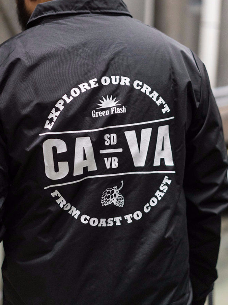CA/VA Coaching Jacket