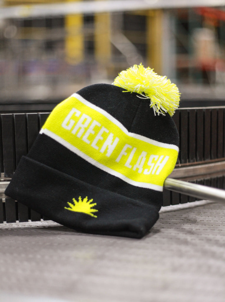 Green Flash Stadium Beanie
