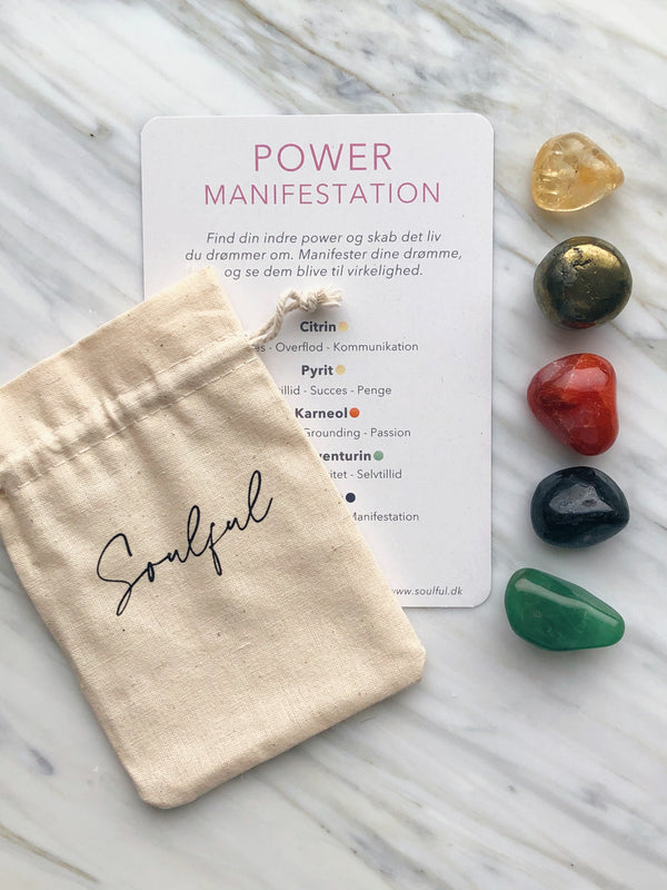 Power Manifestation Kit
