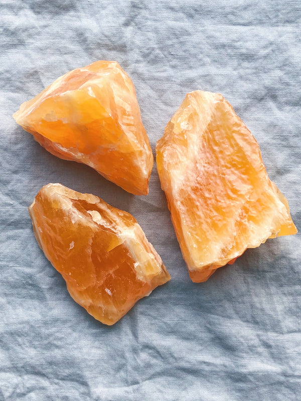 Orange Calcit