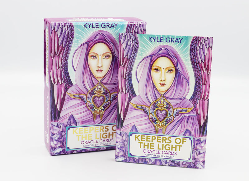 Keepers of the Light Orakelkort af Kyle Gray (Inkl. Guidebog)