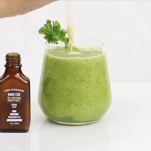 How To Make: Cannabis Infused Cleansing Juice