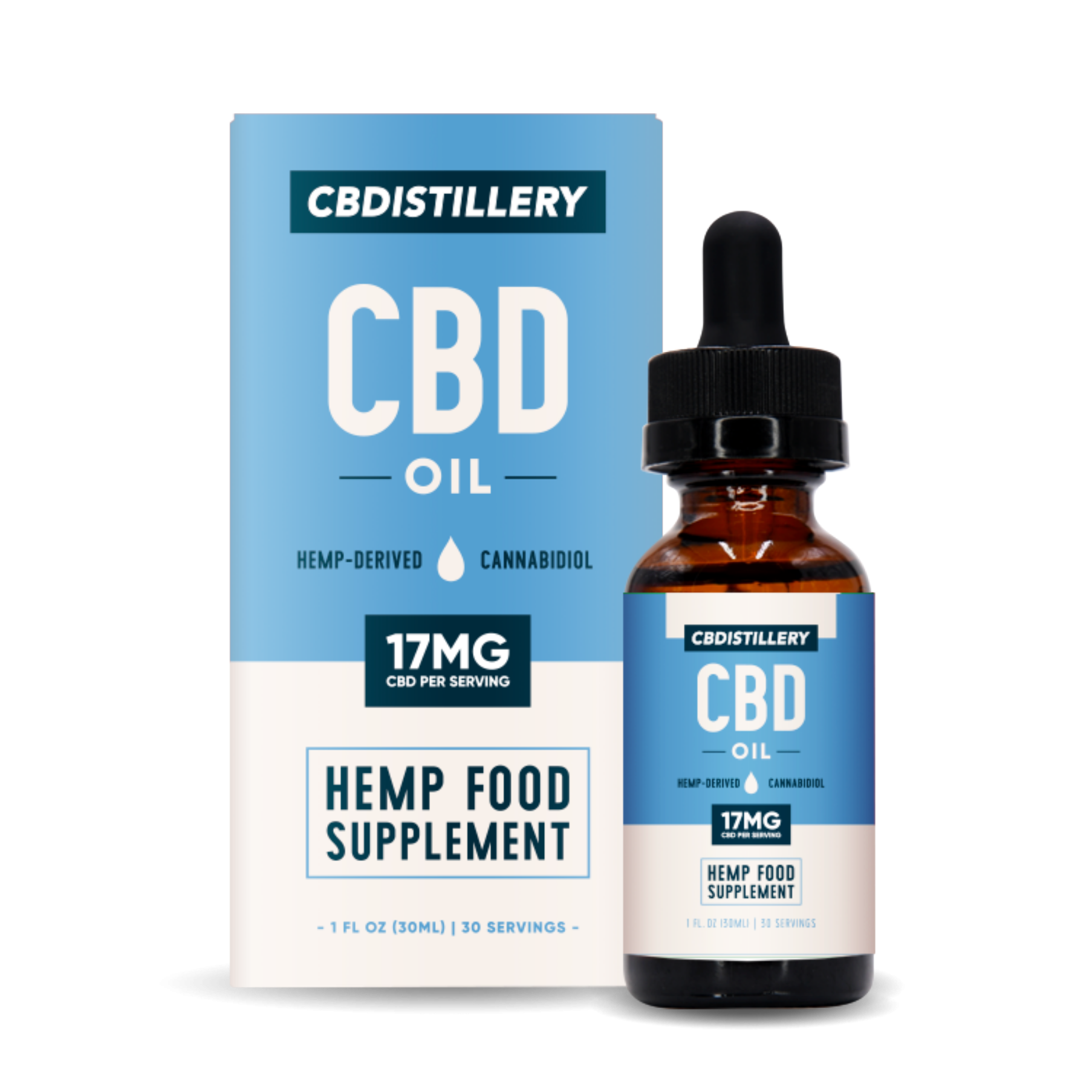 CBD Oil – 500mg
