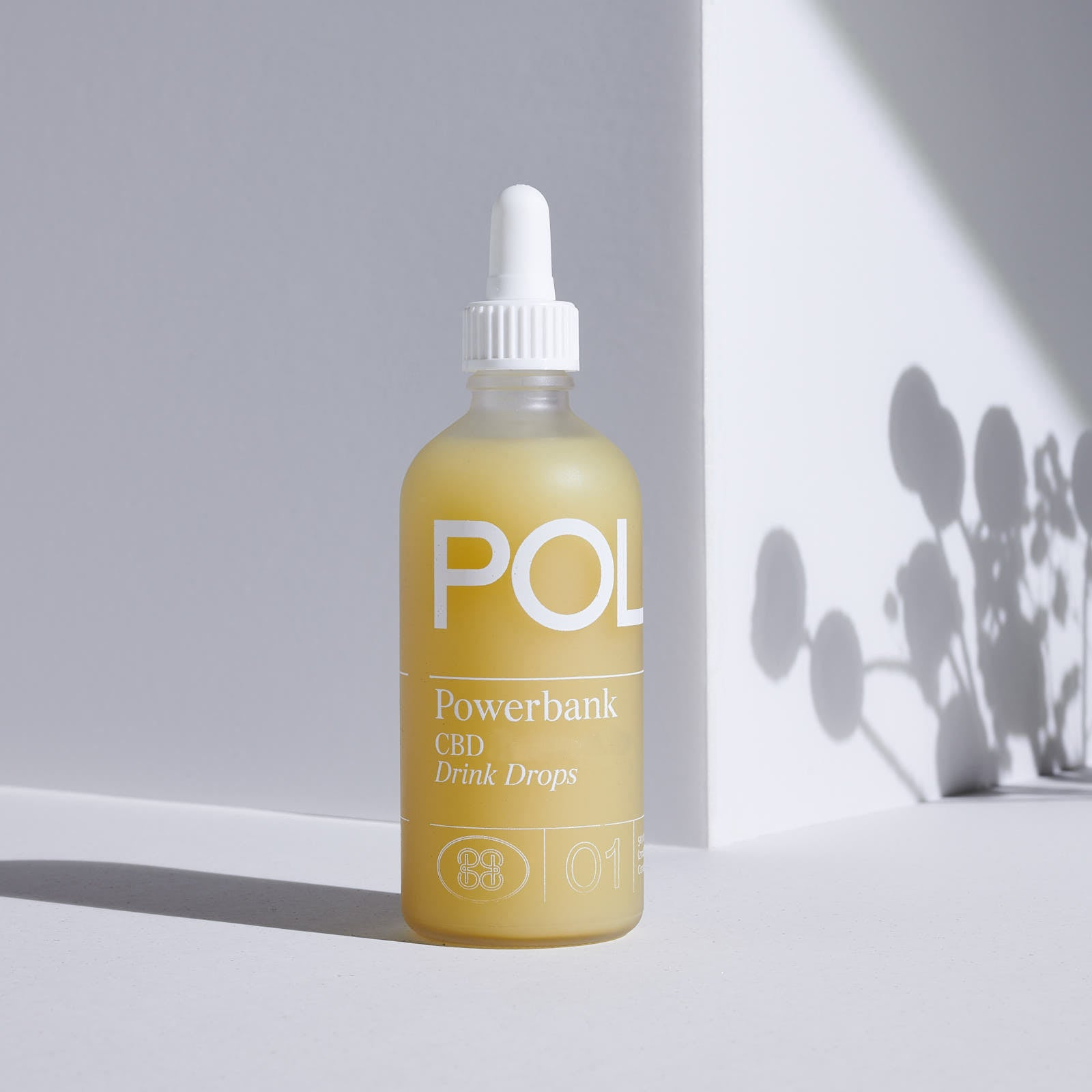 Powerbank CBD Drink Drops - 500mg