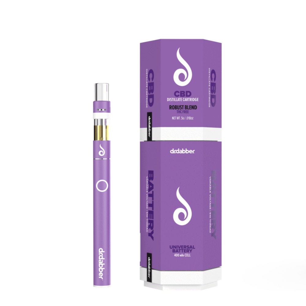 Robust Blend Cartridge & Battery - 250mg