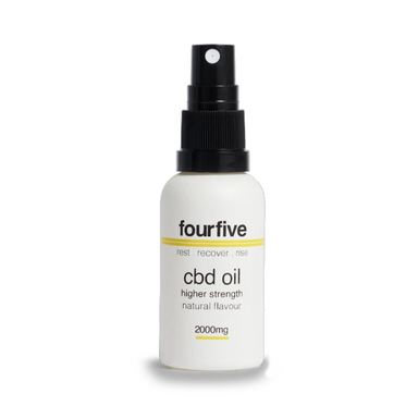 CBD Oil 2000mg by FourFive CBD