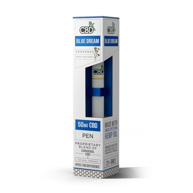 CBD Vape Pen - Blue Dream - 50mg