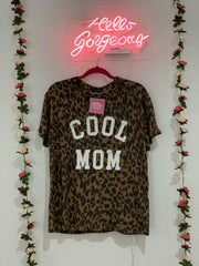 Cool Mom Graphic Tee - Hot Mess Mama Boutique
