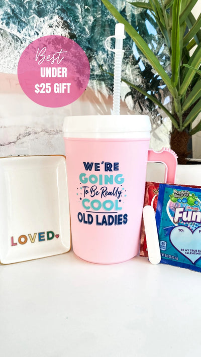 We're Going To Be Really Cool Old Ladies 22 oz Jug