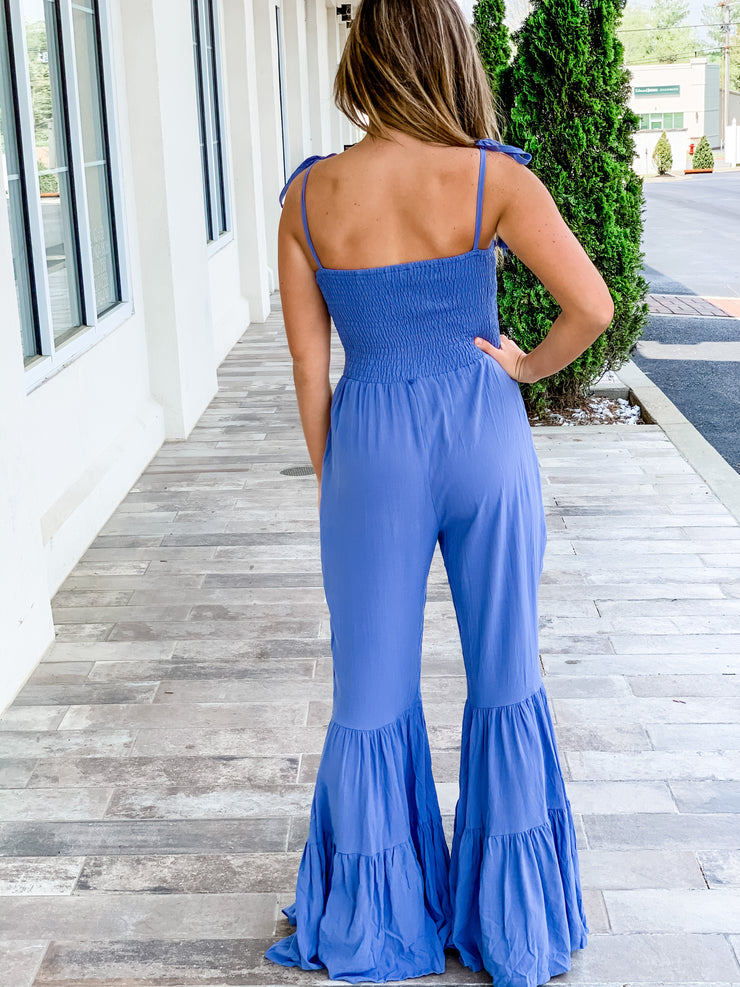 Dancing All Night Jumpsuit