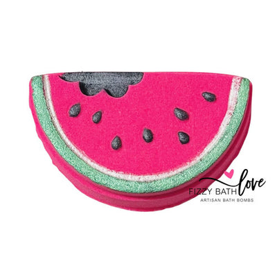 Watermelon Slice Bath Bomb